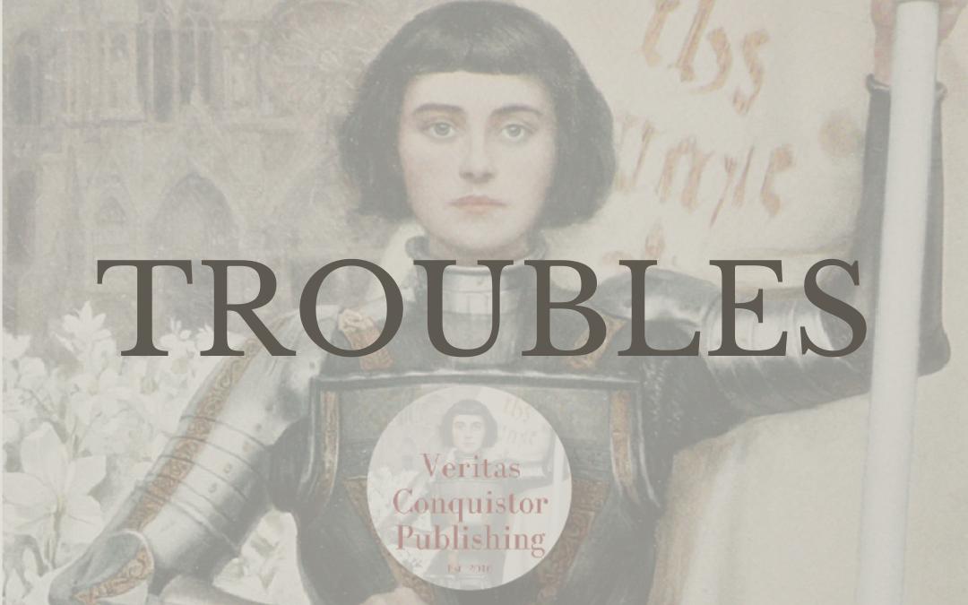 Life's Troubles – Radio Devo Five